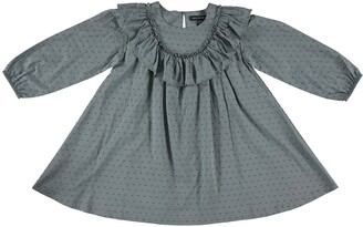 French Connection Voluminous Yoke Dress