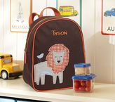 Pottery Barn Kids Lion Preschool Backpack