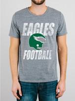 Junk Food Clothing Nfl Philadelphia Eagles Tee-steel-xl