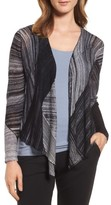 Nic+Zoe Petite Women's Waterfall 4-Way Convertible Cardigan