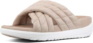 FitFlop Loosh Luxe Leather Slides