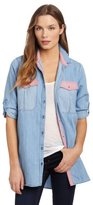 MiH Jeans Women's Oversize Shirt with Pocket