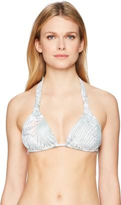 Eberjey Women's Palmera Lennon Bikini Top