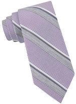 DKNY Silk-Blend Stripe Tie