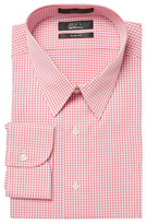 Embroidered Slim Fit Dress Shirts
