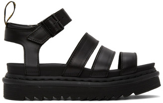 Dr. Martens Black Blaire Sandals