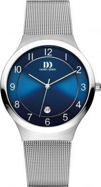 Danish Design (ダニッシュ デザイン) - デンマークデザインiq69q1072ステンレススチールケースサファイアクリスタルメンズ腕時計