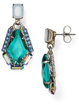 Sorrelli Swarovski Crystal Drop Earrings