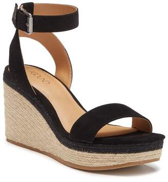 Abound Deeno Ankle Strap Wedge Espadrille Sandal