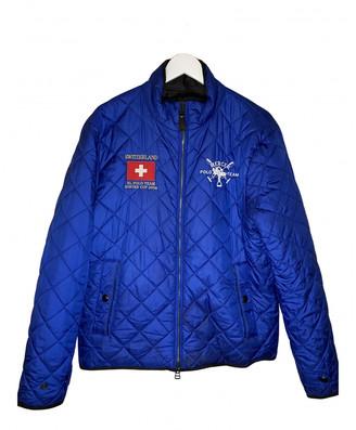 Polo Ralph Lauren Blue Polyester Jackets