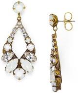 Sorrelli Crystal Teardrop Earrings