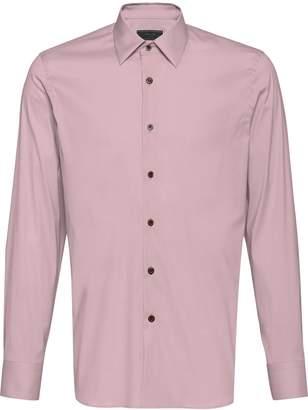 Prada slim fit collared shirt