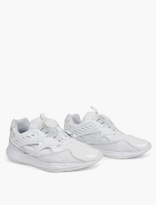 Puma White Disc Blaze Cell Sneakers