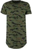Boom Bap Bummer Print Tshirt Green