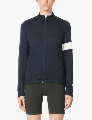 Rapha Classic wool-blend jacket