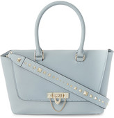 Valentino Leather oblong tote bag