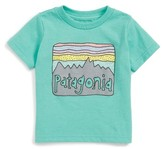 Patagonia Infant Girl's Graphic Tee