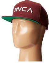 RVCA Twill Snapback