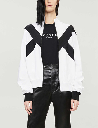Givenchy Logo-print regular fit cotton-jersey T-shirt