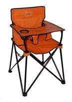 ciao! Baby Portable High Chair, Orange with Carrying Case