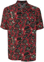 Just Cavalli floral printed shirt
