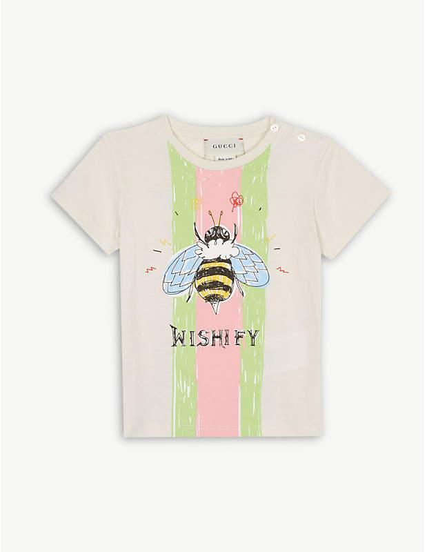 c56a99a67045 Bee Print Shirt - ShopStyle