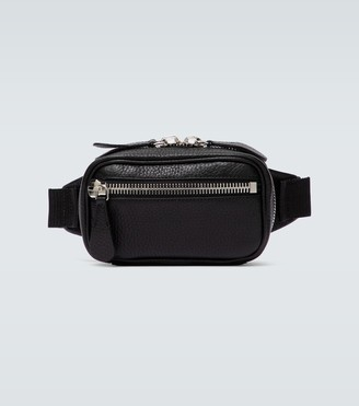 Maison Margiela Grainy embossed leather belt bag