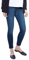 Topshop Women's Leigh Skinny Maternity Jeans