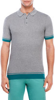 Ben Sherman Textured Knit Polo