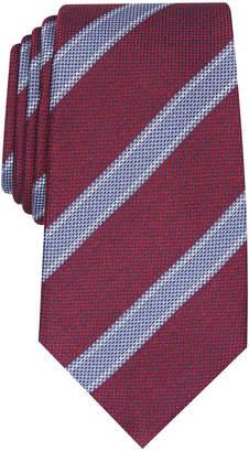 Tasso Elba Men Classic Stripe Silk Tie