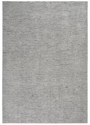 """Calvin Klein Grey Area Rug Rug Size: Rectangle 5'3"""" x 7'3"""""""