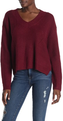 John & Jenn V-Neck Sweater
