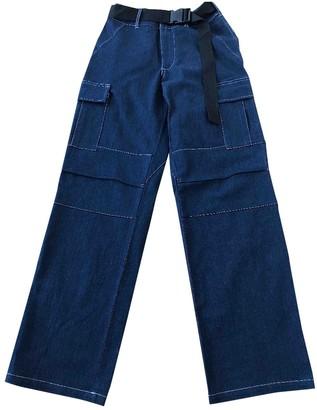I.AM.GIA Blue Denim - Jeans Trousers