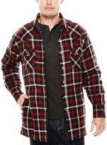 Ely Cattleman Flannel Shirt Jacket