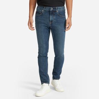 Everlane The Skinny 4-Way Stretch Organic Jean   Uniform