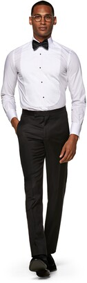 Suitsupply Classic Fit Tuxedo Shirt