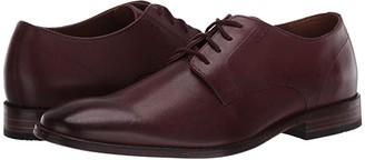 Bostonian Nantasket Fly (Burgundy Print Leather) Men's Shoes