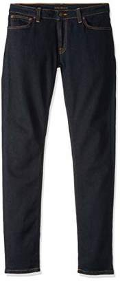 Nudie Jeans Unisex's Skinny Lin Jeans,27W x 30L