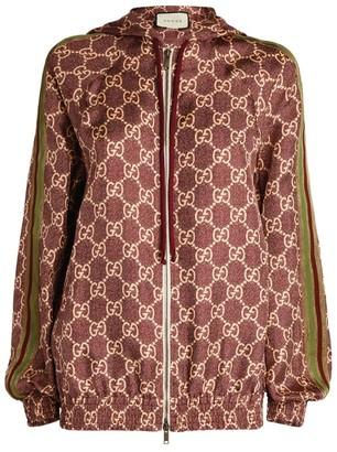 Gucci GG Supreme Track Jacket