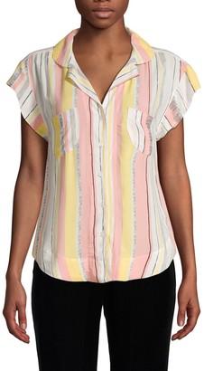 Velvet Heart Jenna Striped Shirt