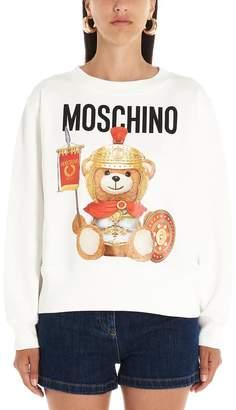Moschino Teddy Gladiatore Sweatshirt