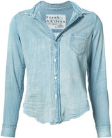 Citizens of Humanity chambray shirt - women - Cotton - XS