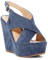Liliana Ozzy Platform Wedge Sandal