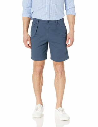Chaps Men's Pleated Stretch Twill Short