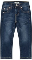 Levi's Light Wash 510 Skinny Fit Jeans with Adjustable Waistband