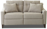 Wayfair Custom Upholstery Logan Reclining Loveseat