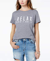 Sub Urban Riot Relax Don't Do It Graphic T-Shirt