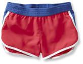 L.L. Bean Girls Fitness Shorts