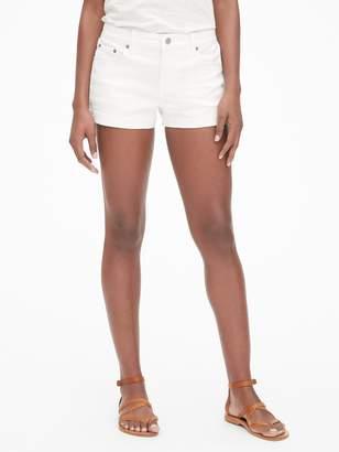 """Gap Mid Rise 3"""" Denim Shorts"""
