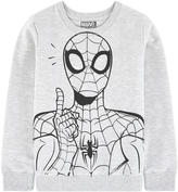 Little Eleven Paris Spider Man sweatshirt Life is a joke